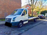 VW CRAFTER 60 PLATE 2.5 TDI 163BHP RECOVERY TRUCK NEW ENGINE