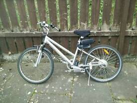 Electric bicycle-36v Powacycle