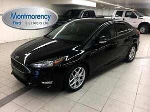 2015 FORD FOCUS SE BANCS CHAUFF.
