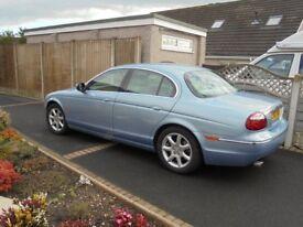 2007 Jaguar S-Type 2.7 Deisel; Good condition Genuine reason for sale.
