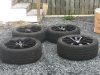 Range Rover Evogue alloys