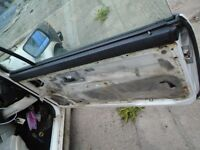 MK1 GOLF GTI, RIVAGE ETC. DRIVERS SIDE DOOR TOP MOULDING