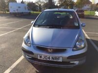 HONDA JAZZ Se Cvt, PETROL, 1.3 AUTOMATIC, CHEAP RUNNER, 1 YEAR NEW MOT