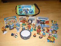 Skylanders Spyros Adventure & Giants Set Wii Game