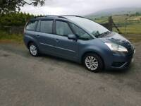 Citroen grand picasso 7 seater mpv( not zafira, galaxy, touran, s max, grand scenic)