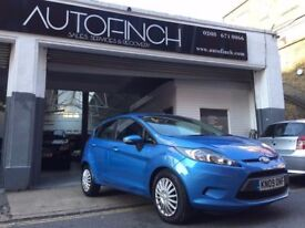 Ford Fiesta 1.4 TDCi Style 5dr Diesel Drives Lovely