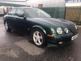 Jaguar S Type 3.0 V6 SPORT 4 Door Saloon (Full MOT, FSH, 2 Keys, Cream Leather)