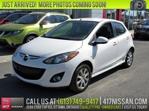 2011 Mazda MAZDA2 GS | Cruise, Alloys, Keyless