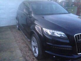 Audi, Q7, Estate, 2013, Semi-Auto, 2967 (cc), 5 doors