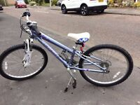 "Specialized girls bike, 21 speed, 24"" wheel, good condition £70"