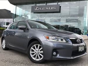 2013 Lexus CT 200h Leather Bluetooth