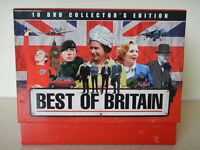 Best of Britain DVD collection
