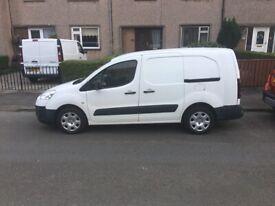 Peugeot, PARTNER, Panel Van, 2013, Dog Van