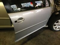 Mk5 Golf silver colour doors and tailgate £75 each
