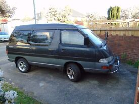 Toyota Liteace, Lite-ace, Lite ace, engin failure, for spare parts or repair