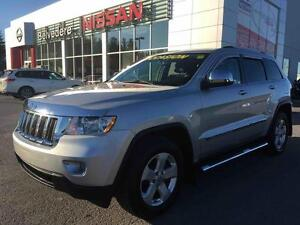 2013 Jeep Grand Cherokee LAREDO CUIR TOIT OUVRANT 3.6 LITRES