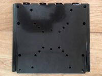 Quality slim profile TV wall bracket,brandnew,suitable for TVs upto 59 inch at only £35,no offers