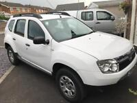Dacia duster 1.5litre DCI 13plate