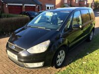 Ford Galaxy Zetec 2.0 TDCI 140hp 2008, Automatic gearbox