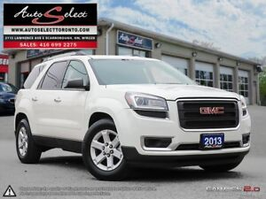 2013 GMC Acadia AWD ONLY 129K! **8 PASSENGER SUV** BACK-UP CA...