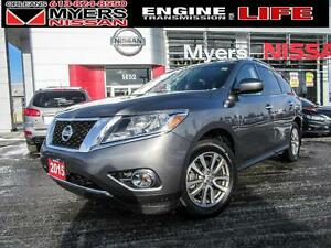 2015 Nissan Pathfinder SV AWD, HEATED SEATS AND STEERING, INTELI