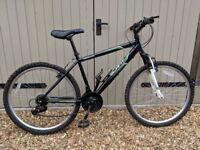Apollo Slant hybrid mountain bike
