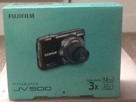 Fuji Finefix JV500 camera