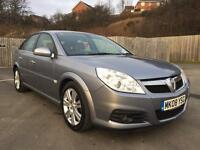 VAUXHALL VECTRA 1.9CDTI ELITE (150) AUTOMATIC TOP SPECIFICATION not passat avensis audi a4 a6
