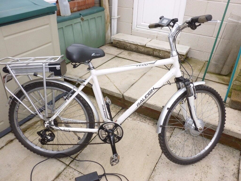 Raleigh velo mountain bike