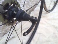 Shimano wheel set