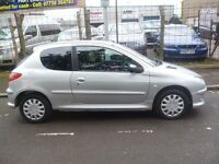 Peugeot 206 Zest,3 door hatchback,clean tidy car,runs and drives well,great mpg,cheap insurance