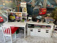 Children's Desk and Chair Set - GLTC Junior Whittington Desk and Chair - Homework table / Desk