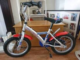 "Boys 14"" bicycle"
