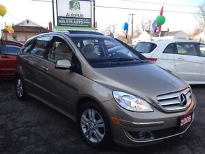 2006 Mercedes-Benz B-Class TURBO-LEATHER-SUNROOF-ALLOY