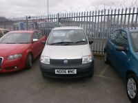 LOW MILEAGE FIAT PANDA 1.1 FULL SERVICE HISTORY 1 OWNER