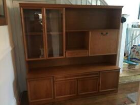 70's style Teak sideboard storage unit