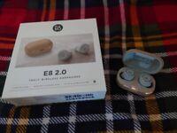 B&O E8 2.0 wireless earphones