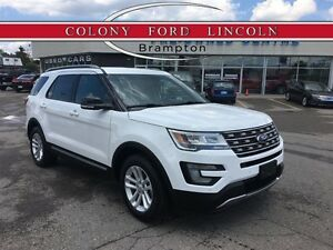 2017 Ford Explorer FORD COMPANY DEMO, 0% FINANCING!