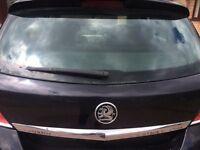 Vauxhall astra bootlid/tailgate