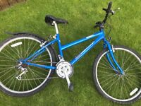 BSA West Coast LADIES MOUNTAIN BIKE Bicycle Womens Blue GOOD CONDITION