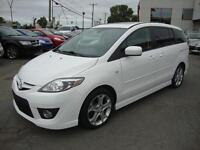 """2009 Mazda 5 GT 6PASS TOIT 17"""" MAGS"""