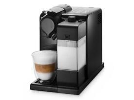BRAND NEW UN OPENED Nespresso LATISSIMA TOUCH COFFEE MACHINE IN GLOSS BLACK