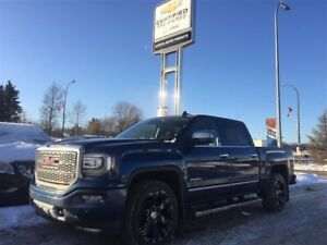 2016 GMC Sierra 1500 Denali 6.2L *22s* *Moonroof* *Navigation*