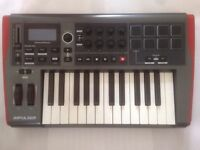 Novation Impulse 25 - Great Midi Controller in great condition