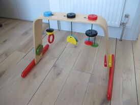 Wooden Baby Gym for sale