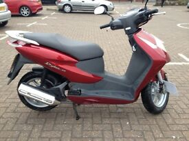 Honda Dylan 125 only one previous lady owner