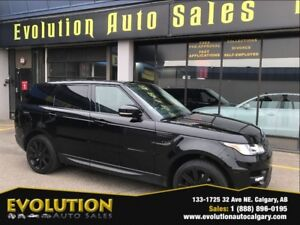 2015 Land Rover Range Rover Sport SPORT HSE, EASY FINANCING