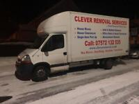 Man and Van Removal Services, full house Removal, Single item Pick ups, Free Scrap Metal Collection