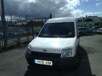 FORD TRANSIT CONNECT 1.8 TDCI HIGH ROOF CREW CAB
