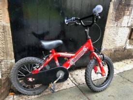 Child's First Bicycle (with/without stabilisers) - very good condition